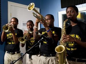 Sophie B. Wright's Da Wright Way Brass Band