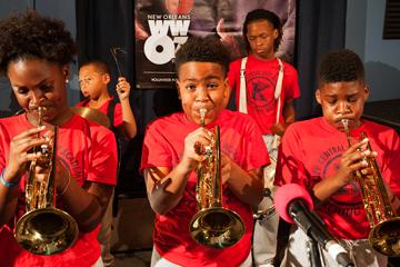 KIPP Central City Band