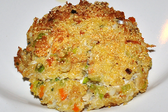 Ritz carlton crab cake recipe