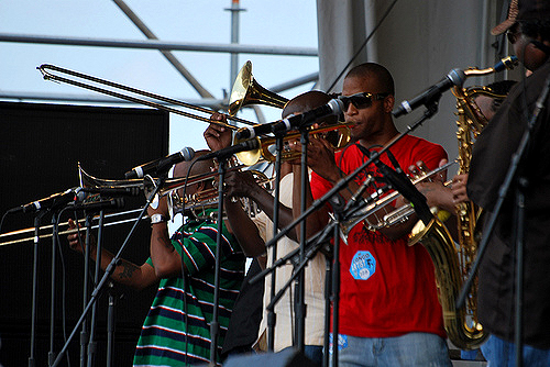 Glass House Reunion with Trombone Shorty