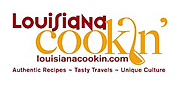 Louisiana Cookin' magazine logo