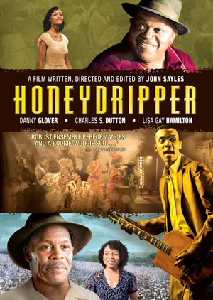 poster for Honeydripper movie