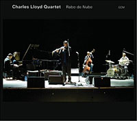 Charles Lloyd Quartet CD cover
