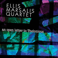 Ellis Marsalis CD cover