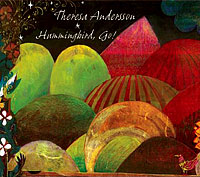 Theresa Andersson CD cover
