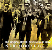 Original Royal Players CD cover