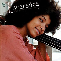 Esperanza Spaulding CD cover