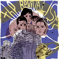 The Revivalists CD cover