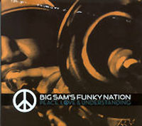 Big Sam's Funky Nation CD cover