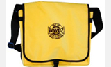 WWOZ Messenger Bag