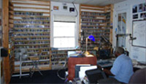 WWOZ Studio renovated