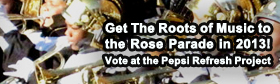 Vote for the Roots of Music