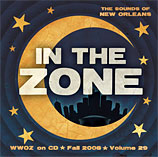 CD cover for CD #29 - In the Zone