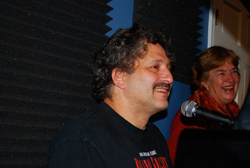 David Torkanowsky and Patti Averbuck