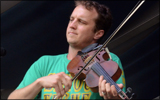 Louis Michot of the Lost Bayou Ramblers