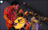 Red Baraat in performance
