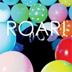 Roar! EP cover