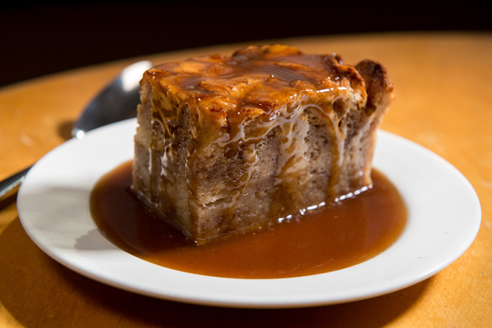 Recipe: New Orleans Bread Pudding with Rum Sauce | WWOZ New Orleans 90 ...