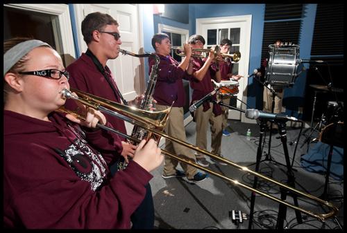 Chalmette HS Brass Band