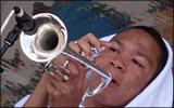 Baby Boys brass band