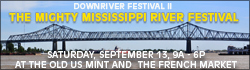 Mighty Mississippi River Festival