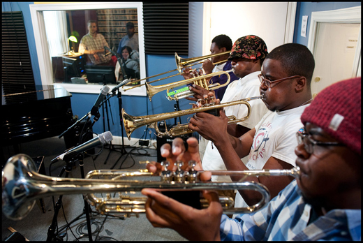 Edna Karr Brass Band