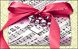 Wrapped gift image