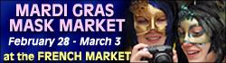 Mardi Gras Mask Market