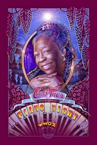 Piano Night 2011 Poster