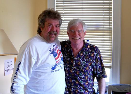 Luther Kent and David Freedman
