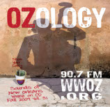 CD cover for CD #31 - OZology