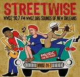 CD cover for CD #32 - Street Wise