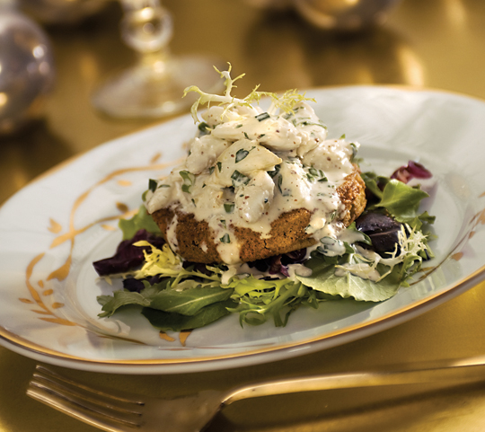 Fried Green Tomatoes with Crabmeat Rémoulade | WWOZ New Orleans 90.7 ...