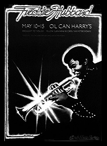 poster of Freddie Hubbard