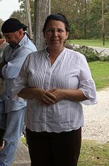Brenda Dardar Robichaux, Principal Chief of The United Houma Nation