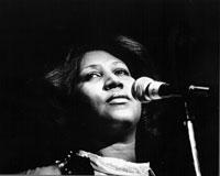 photo of Aretha Franklin