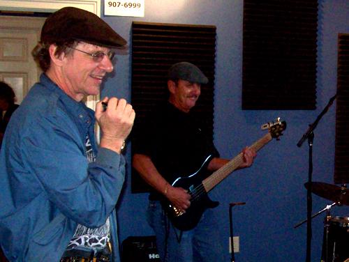 Smoky Greenwell and Leroy Freeman