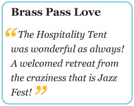 Brass Pass Love