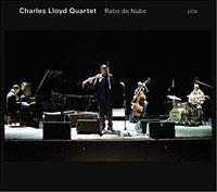 Charles Lloyd Quartet CD cover