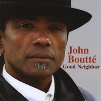 John Boutté CD cover