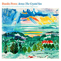 Danilo Perez CD cover