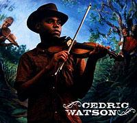 Cedric Watson CD cover