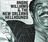 Andre Williams CD cover