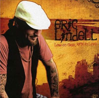 Eric Lindell CD cover