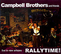 The Campbell Brothers CD cover
