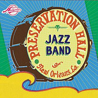 Preservation Hall Jazz Band CD cover