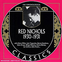 Red Nicholls CD cover