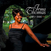 Irma Thomas CD cover