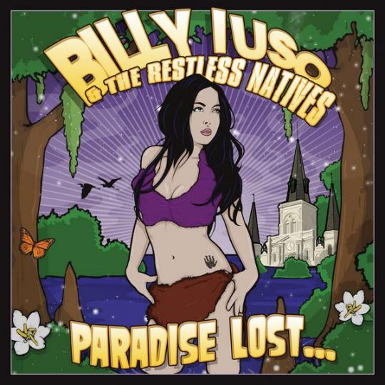 Billy Iuso & the Restless Natives CD