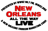 New Orleans All the Way Live logo